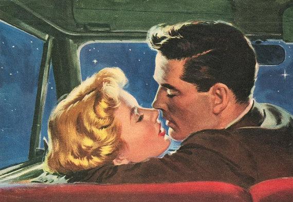 kiss car